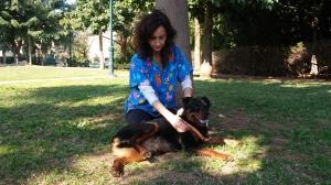 דיקור סיני לכלב, אורלי זכאי